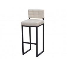 Барный стул Лофт 1 белый
