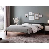 Кровать металлическая Мета 1400 разборная
