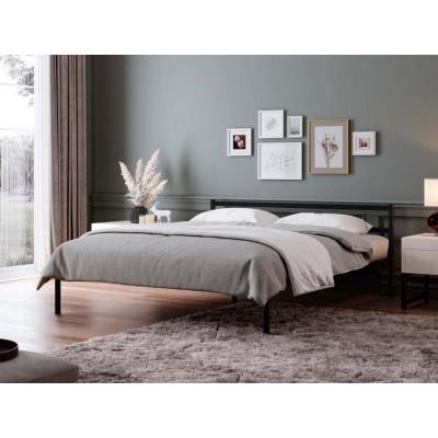 Кровать металлическая Мета 1600 разборная