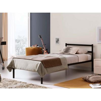 Кровать металлическая Мета 90 разборная