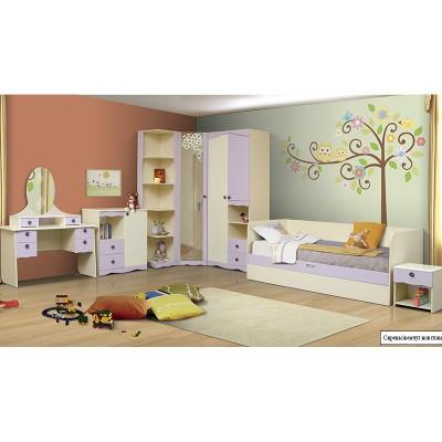 Набор детской мебели Цветочек