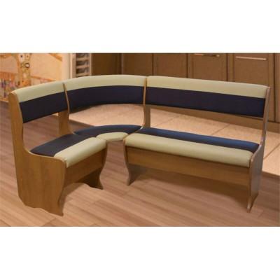 Кухонный угловой диван Бриз