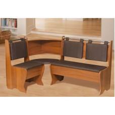 Угловой кухонный диван Модерн (СК)