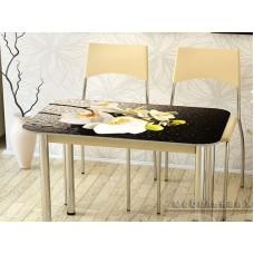 Обеденный стол Орхидея 700*1100 МДФ