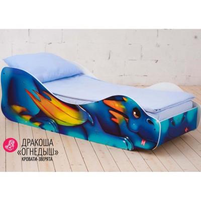 Кровать детская Дракоша Гнедыш