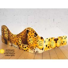 Детская кровать Леопард Пятныш