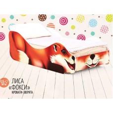 Кровать детская Лиса Фокси