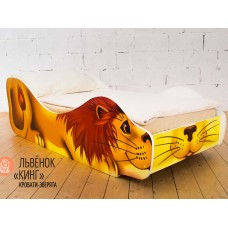 Кровать детская Львенок Кинг
