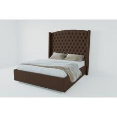 Кровать 1200 Берлин люкс с ортопедическим основанием 02ЛБР