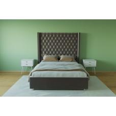 Кровать 1200 Версаль люкс с ортопедическим основанием 02ВРЛ