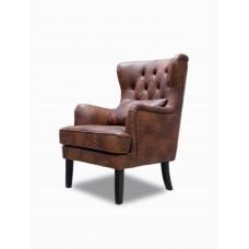 Кресло Альба коричневое