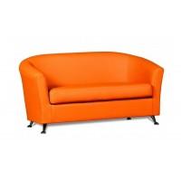 Диван Брамс оранжевый