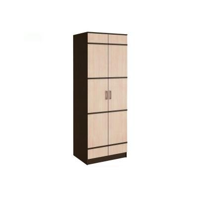 Шкаф платяной бельевой 2-х створчатый Сакура