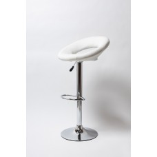 Барный стул BN 1009-1 белый
