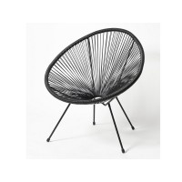 Кресло RC-194-1 черный
