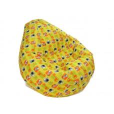Кресло-мешок Груша детская-Африка