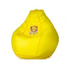 Кресло-мешок Груша Мини с наклейкой