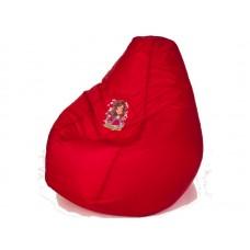 Кресло-мешок Груша детская - с наклейкой