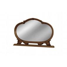 Зеркало для гостиной Роза орех