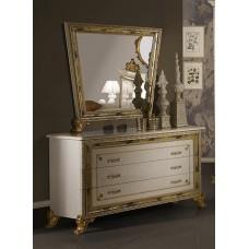 Комод с зеркалом Катя Беж
