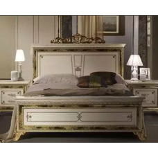 Кровать 1600 мм Катя Беж