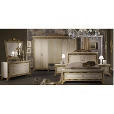 Спальный гарнитур Катя Беж (шкаф 6-и дверный)
