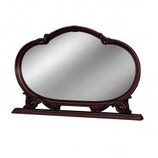 Зеркало для гостиной Роза могано