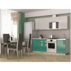 Кухонный гарнитур Олива 3D (2,1 м)