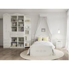 Детская комната KI-KI белая
