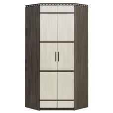 Шкаф 2-х дверный угловой Карина