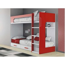 Кровать 2-х ярусная №7