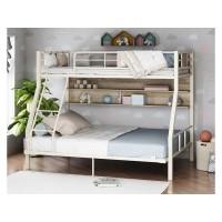 Двухъярусная кровать Гранада-1П 140 Слоновая кость