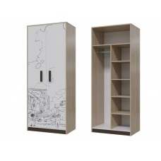Шкаф для одежды Арабика 6-9433