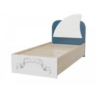 Кровать односпальная Бриз 4-2008