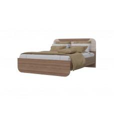 Кровать 1600 4-1826 Пальмира с основанием