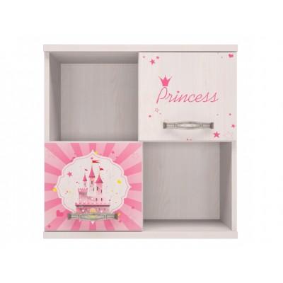 Секция навесная Принцесса СМ