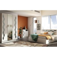 Спальня Диана комплектация 2