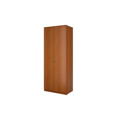Шкаф 2-х створчатый с полкой и штангой (МГ)