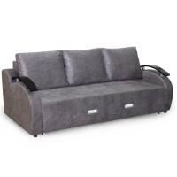 Диван-кровать Турин 2  серый