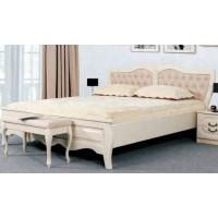Кровать Миднайт ясень жемчужный