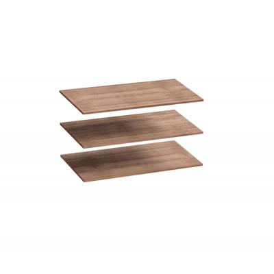 Комплект полок для 4-х дверного шкафа Соренто