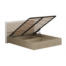 Кровать мягкая с подъемным механизмом Амели
