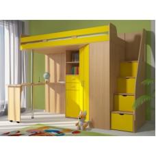 Кровать-чердак Мийа