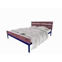 Кровать Луиза Plus синяя