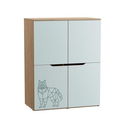 Шкаф для одежды 13.135 Гудвин