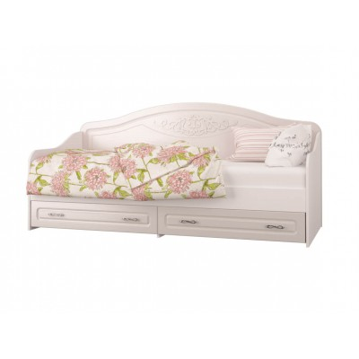 Кровать-софа с 2мя ящиками настил Виола 2