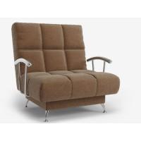Кресло Финка с подлокотниками светло-коричневый Пони 731