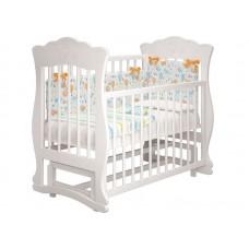 Кровать для новорожденных Елена 2
