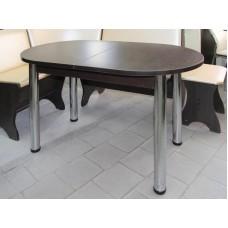 Обеденный стол раздвижной овальный (МР)