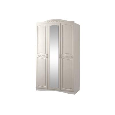 Шкаф трех дверный с зеркалом Виола 2